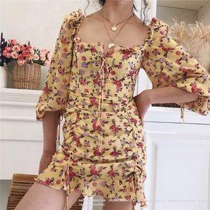 For Love & Lemons Inspired Dress